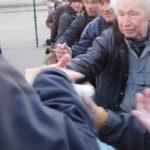 Заставка для - Обед вместе с бедными и бездомными людьми 18 ноября 2018.